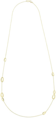 Ippolita 18K Gold Cherish Station Necklace