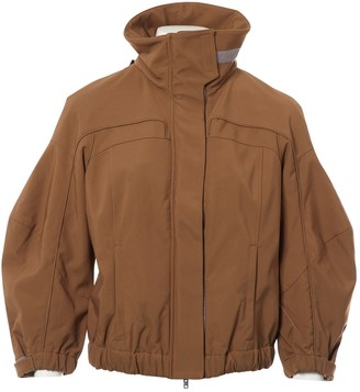 Miu Miu Khaki Coat for Women