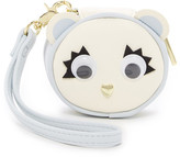 Betsey Johnson Animal Faux Leather Contact Lens Case