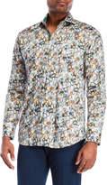 Bogosse David Jewel Printed Sport Shirt