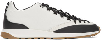 Bottega Veneta White Low Sneakers