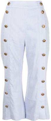Zimmermann The Lovestruck tuxedo trousers