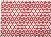 Kas Daisy Placemat, Red Me