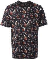 Dolce & Gabbana musical instrument print T-shirt