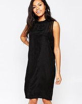 Minimum High Neck Shift Dress