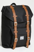 Herschel Little America - Mid Volume Backpack - Black
