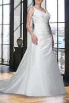 DaVinci Taffeta Bridal Gown