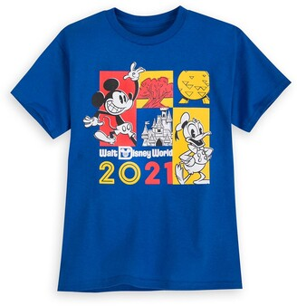 Disney Mickey Mouse and Donald Duck T-Shirt for Kids Walt World 2021