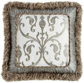 """Isabella Collection Olivia Pillow, 18""""Sq."""