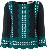 Tory Burch 'Georgette' top