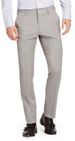 Bonobos Men's Big & Tall Jetsetter Flat Front Solid Stretch Wool Trousers