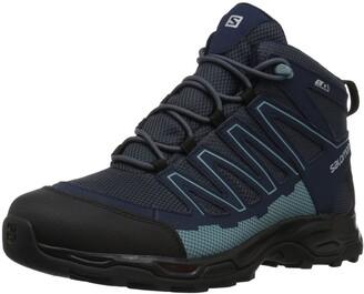Salomon Women's Pathfinder Mid ClimaSheild Waterproof Hiking Boots