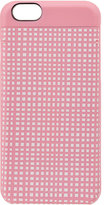 Marc by Marc Jacobs Windowpane Printed iPhone 6 Case