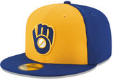 New Era Kids' Milwaukee Brewers Diamond Era 59FIFTY Cap