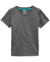 Epic Threads Little Boys' Solid V-Neck T-Shirt, Only at Macy's
