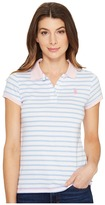 U.S. Polo Assn. Short Sleeve Jersey Polo