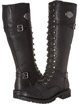 Harley-Davidson Beechwood Women's Lace-up Boots