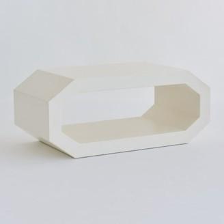 Global Views Cubist Coffee Table