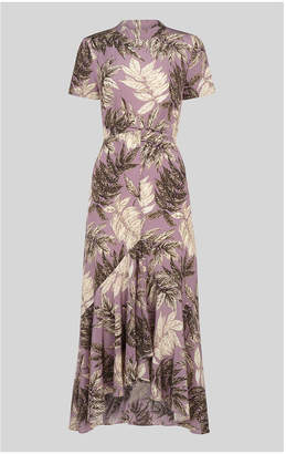 Whistles Arabella Floral SIlk Dress