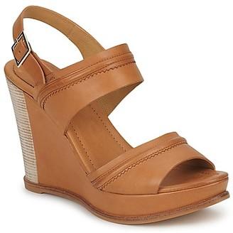 Zinda HAPPY women's Sandals in Brown