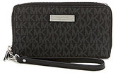 MICHAEL Michael Kors Jet Set Signature Multifunction Phone Wallet
