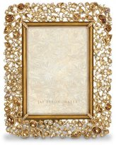 "Jay Strongwater Javier Bejeweled 5"" x 7"" Frame"