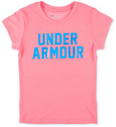 Under Armour Kids T-Shirt, Little Girls Logo Tee