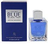 Antonio Banderas Blue Seduction by for Men. Eau De Toilette Spray 3.4-Ounces