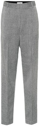 Tibi Herringbone wool pants