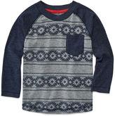 Arizona Long-Sleeve Knit Cotton Shirt - Baby Boys 3m-24m