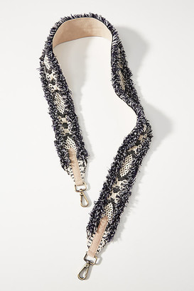 Anthropologie Zuma Bag Strap By in Blue Size ALL