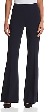 Theory Demitria Admiral Crepe Flared Pants