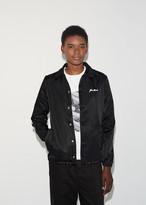 Julien David Nylon Snap Jacket