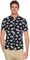 Barney Cools Palm Short Sleeve Shirt