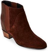Golden Goose Deluxe Brand Brown Augusta Hidden Wedge Boots