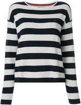 Tommy Hilfiger striped fitted sweater
