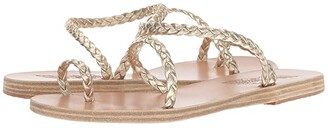 Ancient Greek Sandals Eleftheria (Natural/Natural Nappa) Women's Sandals