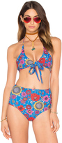 Motel Gebera Bikini Top