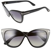 Tom Ford Arabella 59mm Cat Eye Sunglasses