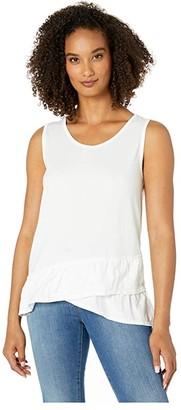 Fresh Produce Fiona Tank (White) Women's Clothing