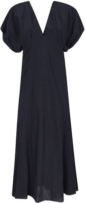 Jil Sander V-neck Dress