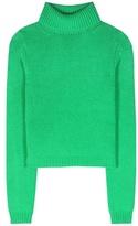 Acne Studios Sabia Wool Turtleneck Sweater