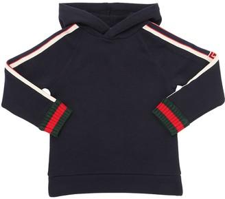Gucci Cotton Sweatshirt Hoodie