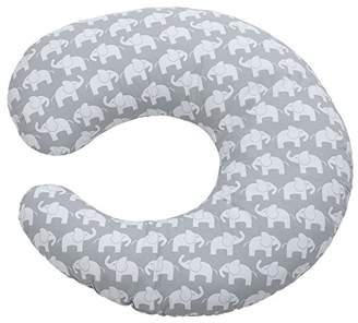 Rätt Start Elephant Eco Style Nursing Pillow, Grey