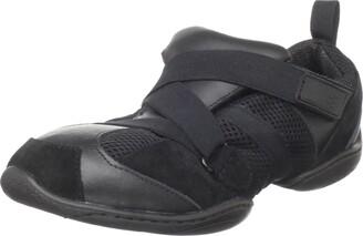 Dance Class Women's JS300 Slip-On Jazz Sneaker