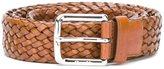 Church's woven belt - men - Leather - 100
