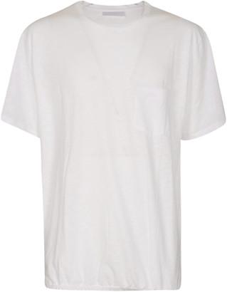 Neil Barrett Ribbed Hem T-shirt