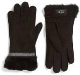 Women's Ugg Classic Tasman Genuine Shearling Gloves