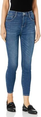 Jag Jeans Women's Petite High Rise Cecilia Skinny Jean