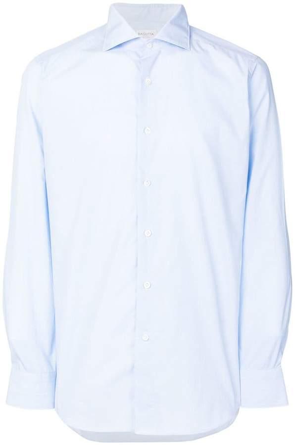 Bagutta plain shirt
